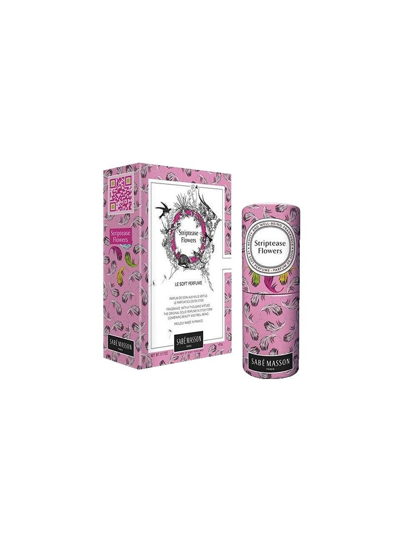 Parfum solide Striptease Flowers Sabé Masson
