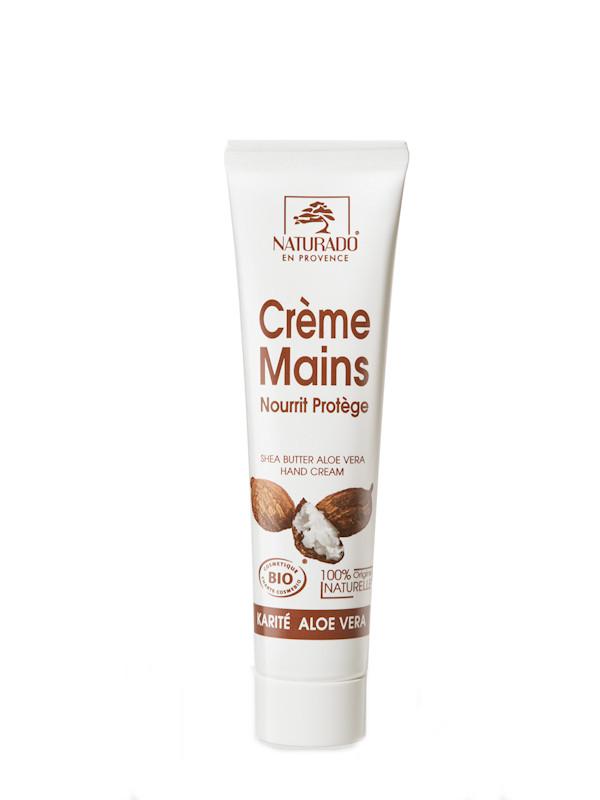 Crème mains Karité Naturado 40 ml