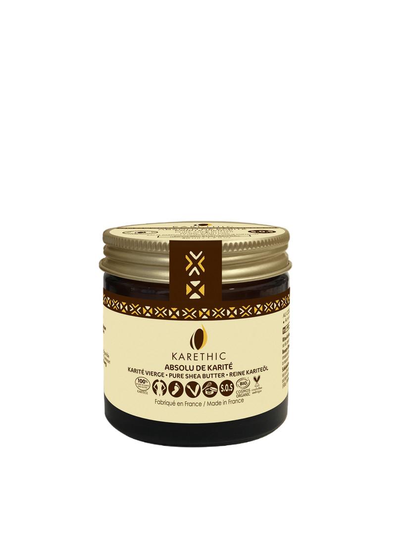 Karite 100% pur karethic pot 100 ml