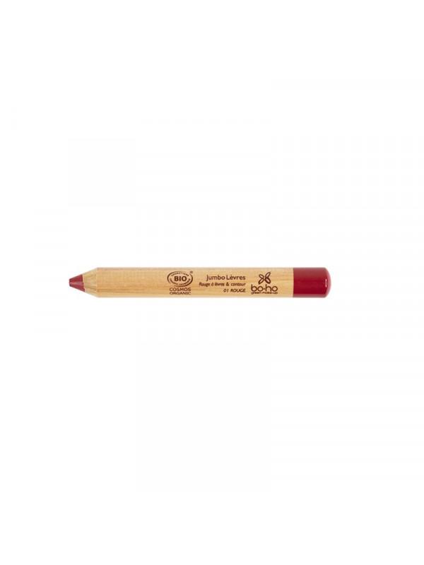 Crayon Jumbo Lèvres rouge Boho