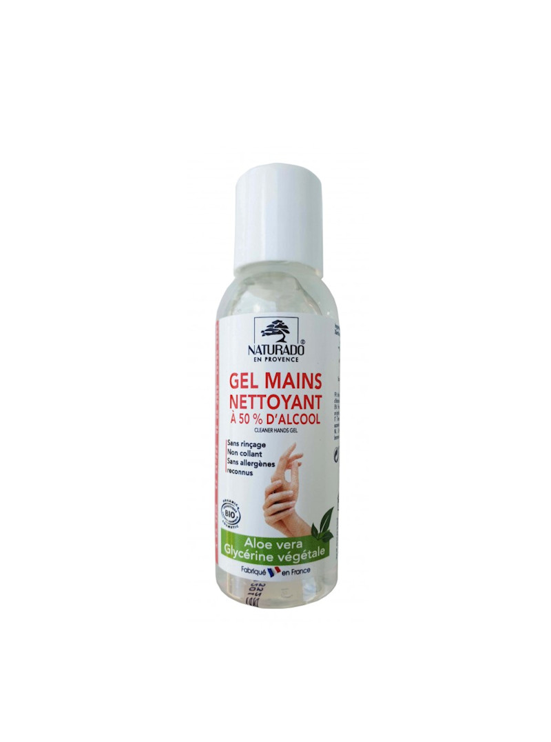 Gel mains Naturado 50 ml