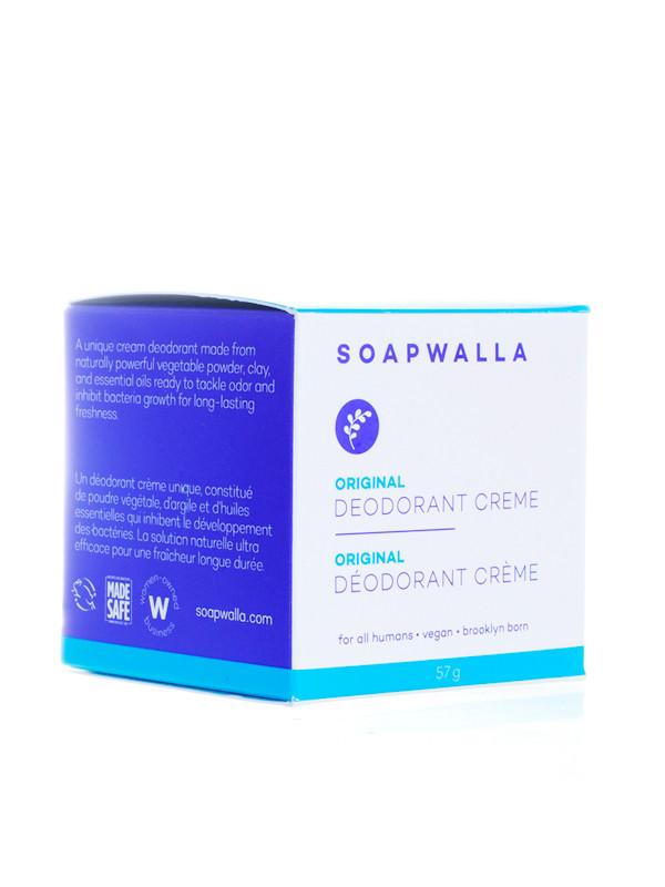 Deodorant Crème Soapwalla 57 g