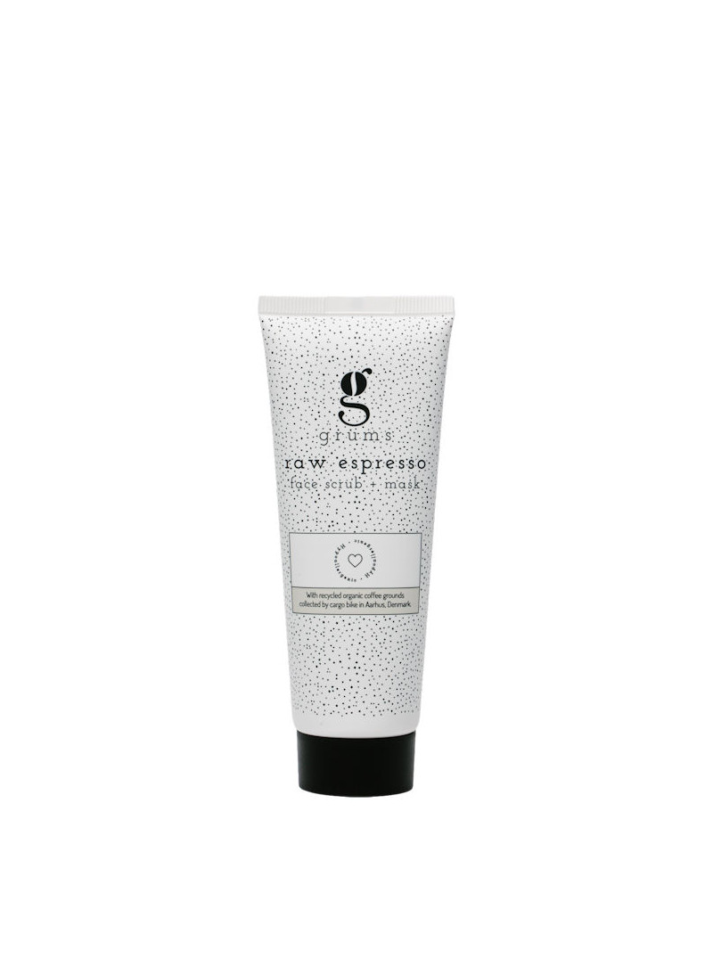 Grums Face Scrub front