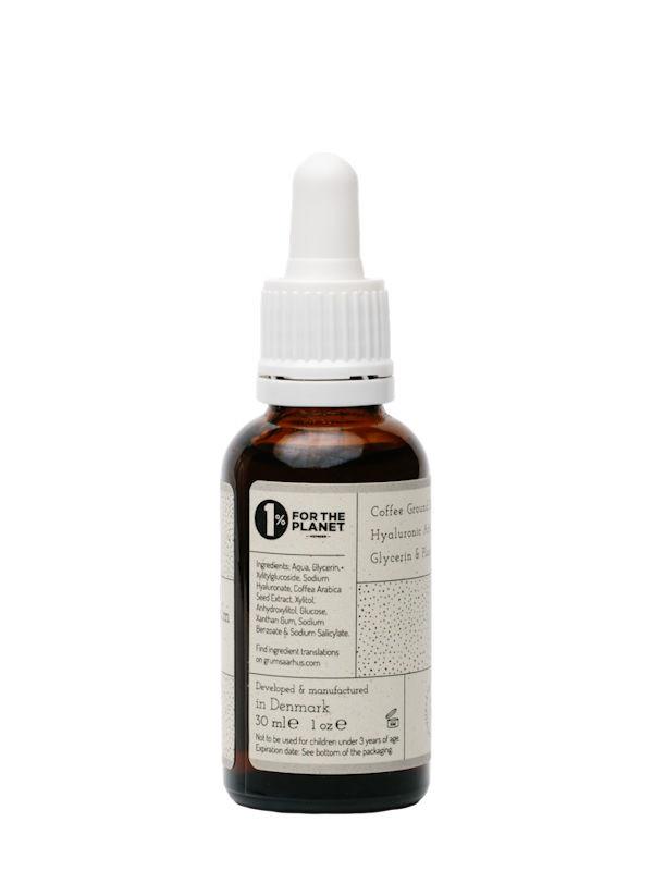 Serum hydra calm Grums 30 ml back
