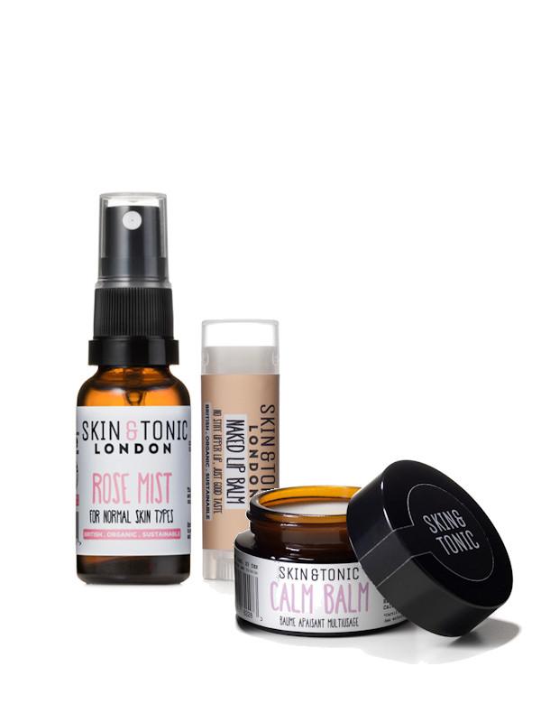 Calm Kit Skin & Tonic