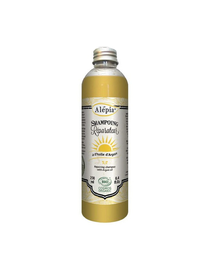 Shampoing réparateur Alepia Argan bio