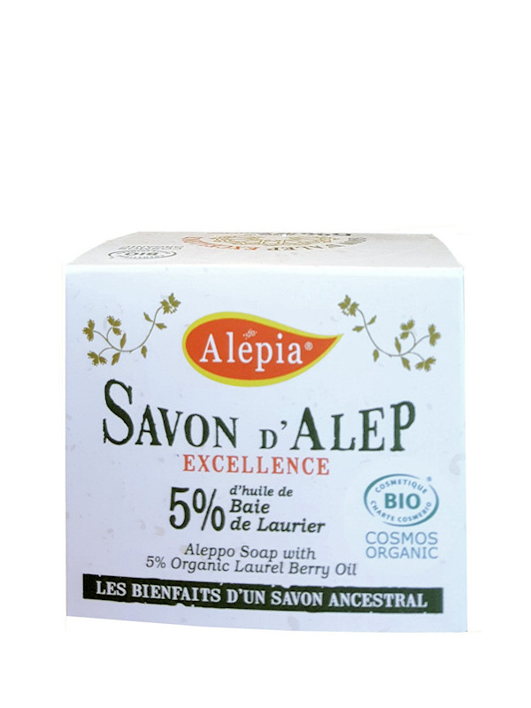Savon d'Alep Excellence 5%...