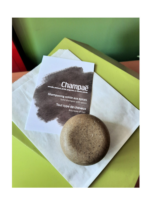 Champaë shampoing solide 50g