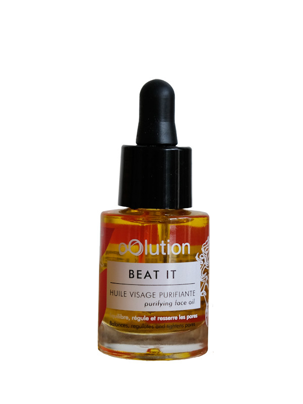 Beat It, huile purifiante oOlution 15 ml