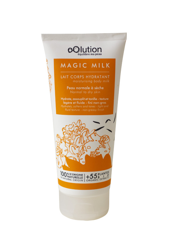 Magic Milk - lait corps Oolution 200 ml