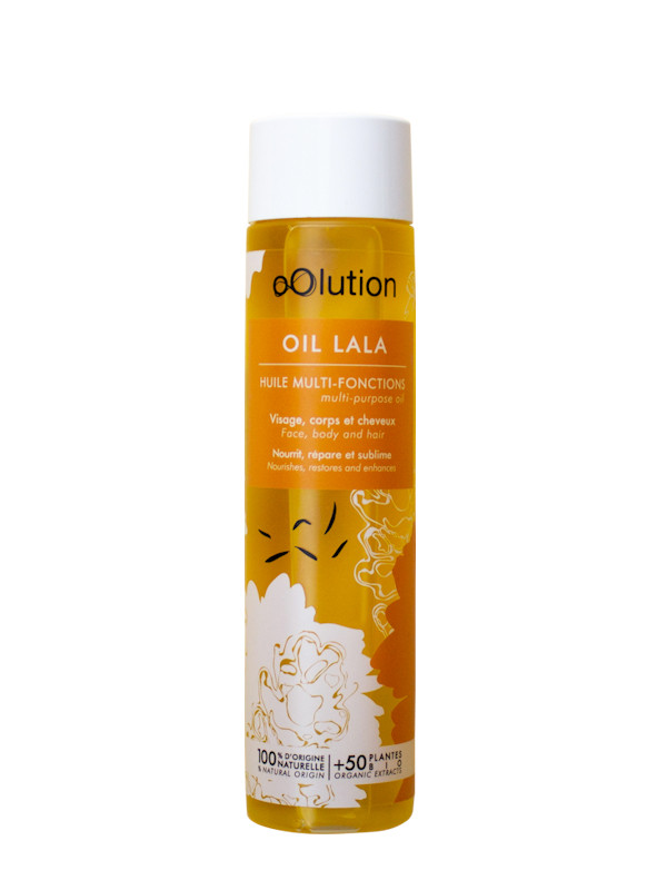 Oil Lala, huile multifonctions OOLUTION 100 ml