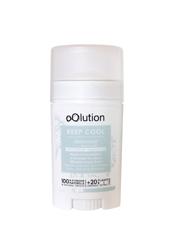Deodorant solide Keep Cool 40g