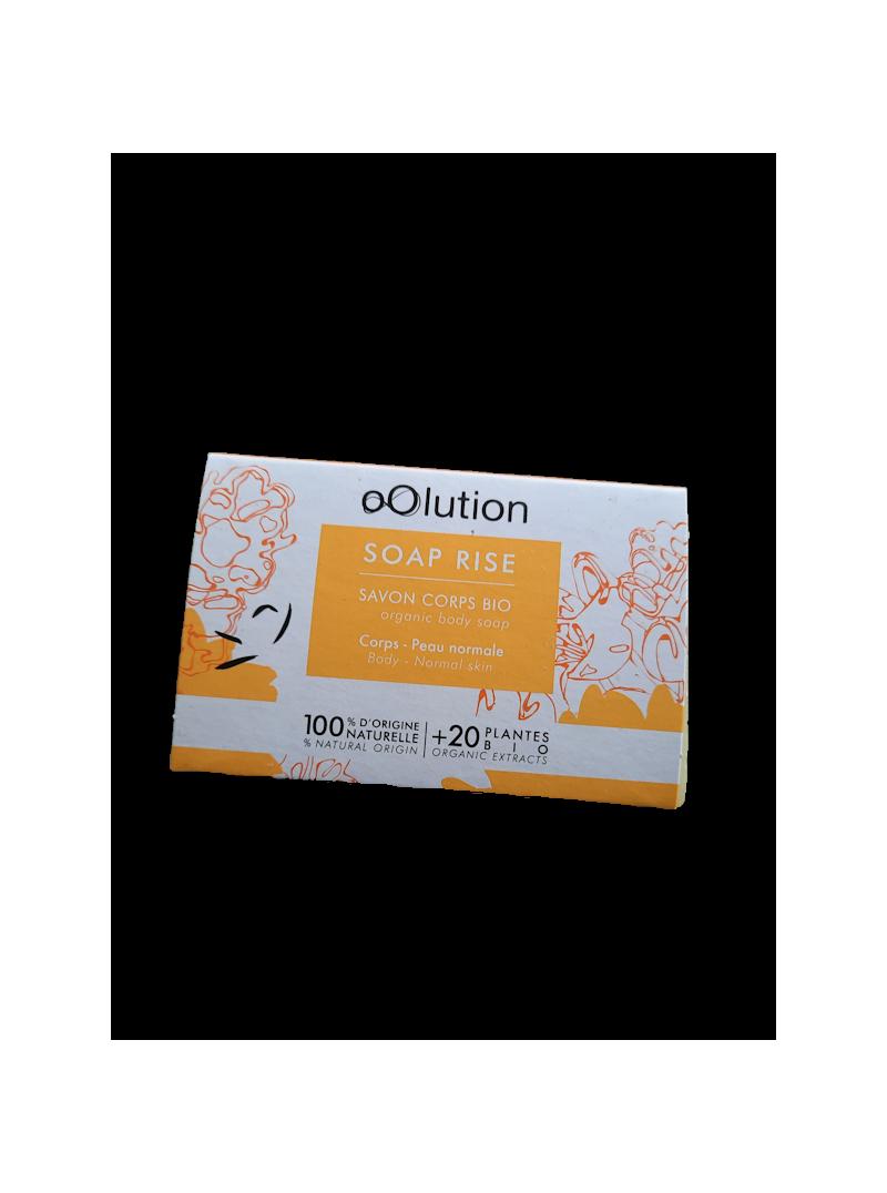 Savon Soap Rise oOlution, parfum agrumes 100g