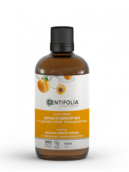 Huile de noyau d'abricot Centifolia 100 ml