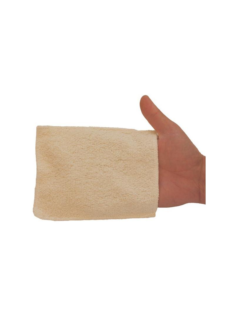 5 gants de change biface coton