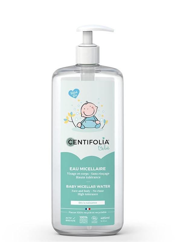 Eau micellaire bébés centifolia 485 ml