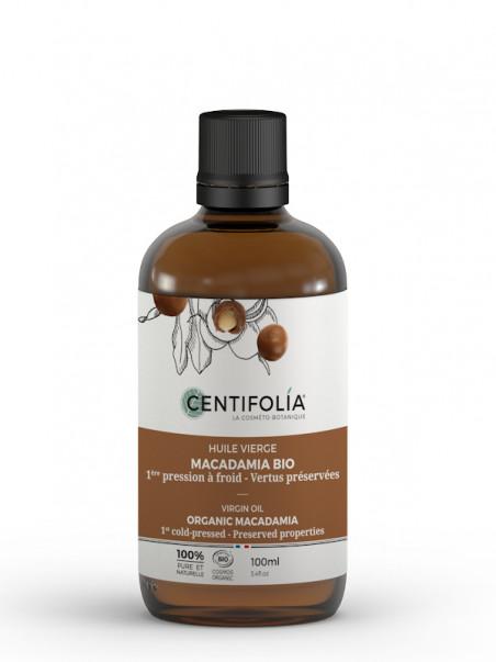 Huile de Macadamia 100 ml Centifolia