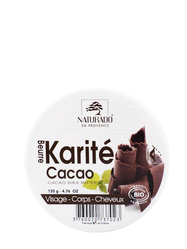 Karité CACAO Naturado -  135 g