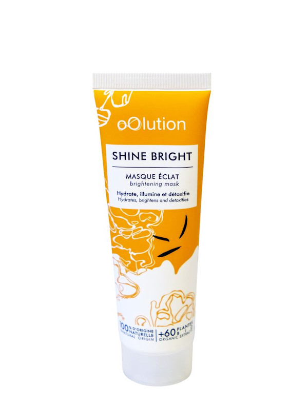 Masque Oolution Shine Bright tube 50 ml