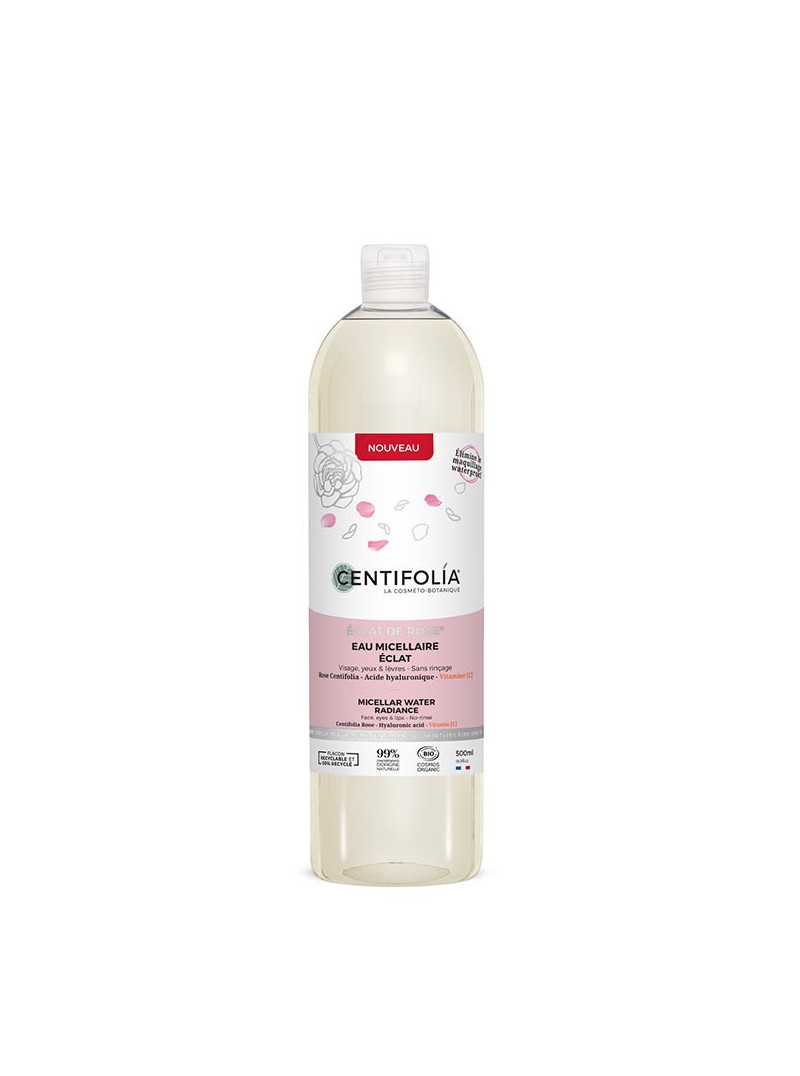 Eau Micellaire Eclat de Rose Centifolia 500 ml