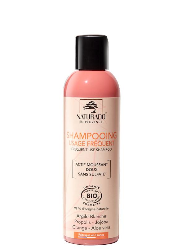 Shampoing usage Fréquent naturado 200 ml