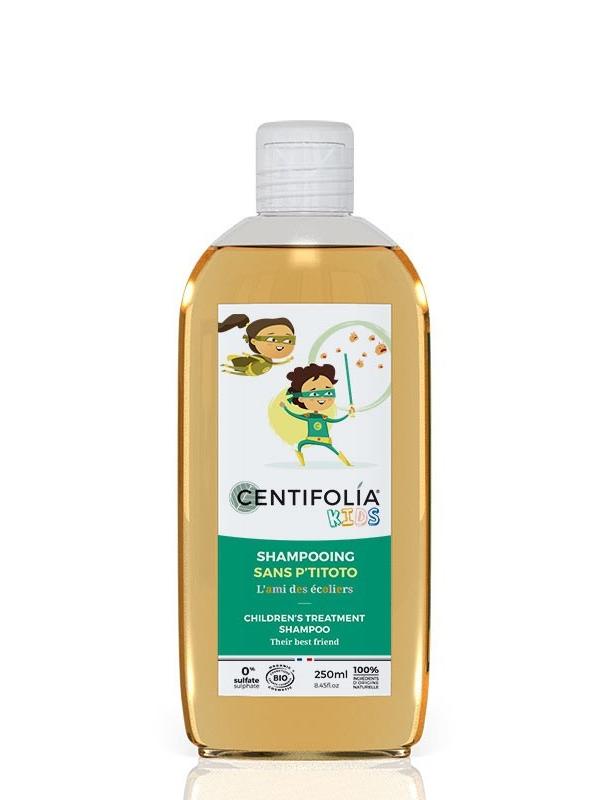 Shampooing sans P'TITOTO Centifolia 250 ml