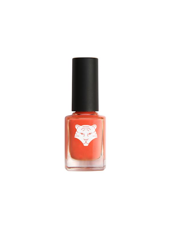 Vernis à ongles orange corail - All Tigers
