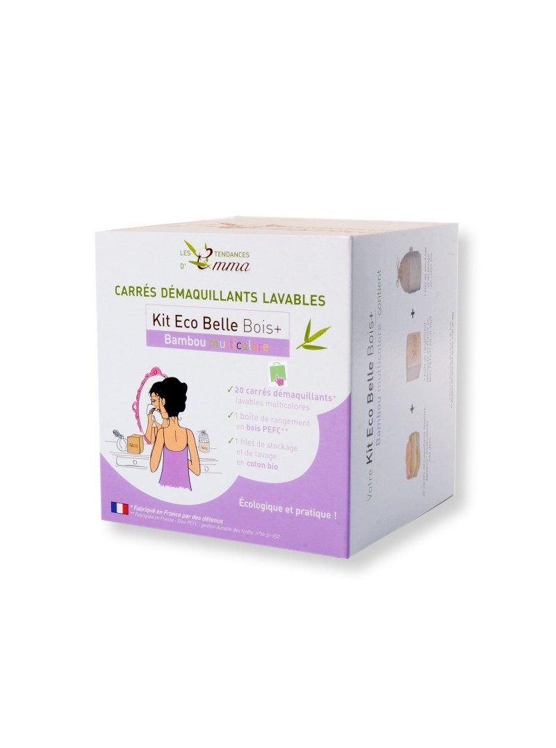 Kit Eco Belle bambou couleur