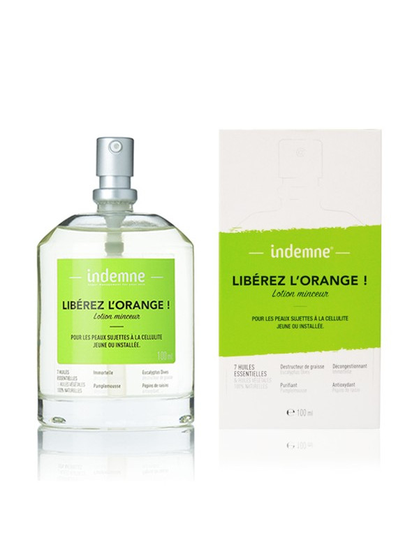 Libérez l'Orange ! lotion 100 ml Indemne